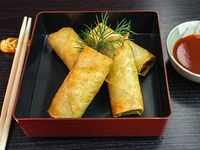 Harumaki carne (4 unidades)