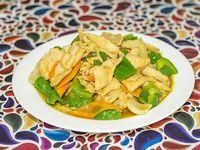 97 - Pollo al curry