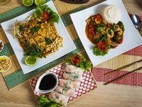 Menú chiang mai (2 personas)