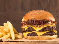 Burger Canchera