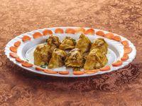 8 B - Ravioles chinos al curry