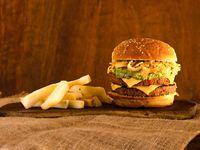 Burger Charlatana Veg