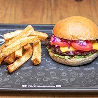 Burger La Picante