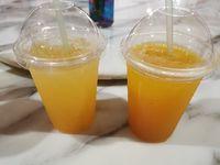 Jugo Natural de Maracuyá o Naranja