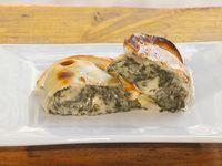 Empanada de verdura y muzzarella
