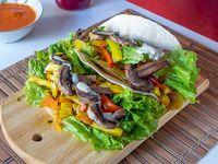 Tacos veggie fest (2 unidades)