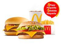 McCombo™ Pequeño McNifica y Doble Hamburguesa con Queso