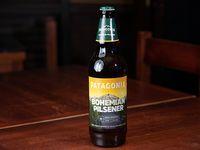 Cerveza Patagonia bohemia 740 ml