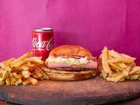Chicken Burger rooster