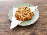 Cookie de avena y chocolate