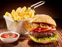 Pague 2 Lleve 3 en BurgerMonster