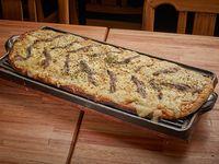 Pizza especial con anchoas