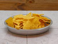 Guarnición de nachos