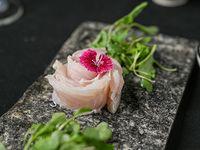 Sashimi pesca del día