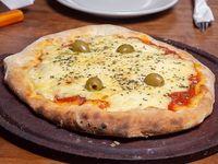 Pizza muzzarella mediana