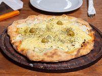 Pizza fugazzeta mediana