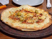 Pizza 1 y 49 mediana