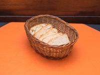 Pan casero o integral (porción)