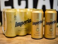 Promo 32 Six pack de imperial lager 500 ml
