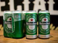 Promo - Six pack de cerveza Heineken x 500 ml