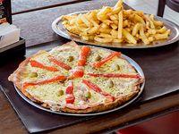 Pizzanesa completa (para compartir)