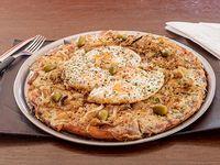 Pizza gran americana