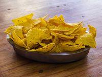 Porción de nachos