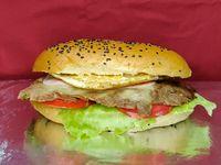 Sándwich de Lomito tradicional