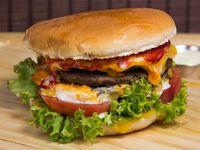 Tradicional Burger