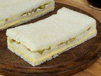 Sándwich de miga triple especial (unidad)