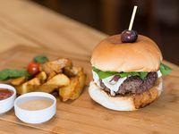 Factory de cordero burger