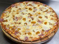 Pizza hawaiana (mediana 32 cm)