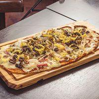 Pizza fugazzeta La Vendetta
