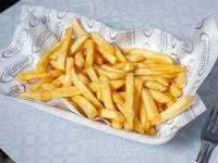 Bandeja de papas fritas grandes