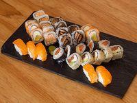 Combo yaffo - 100 salmón clasico 30 piezas