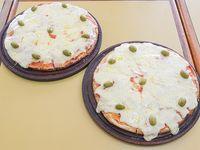 Promo - 2 pizzas muzzarella grande