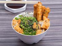 Gohan sushimi