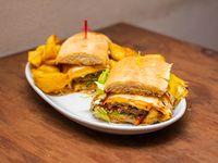 Sándwich de lomo American-Corn (2 personas)