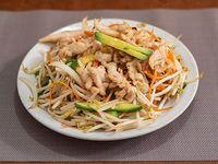 18 - Chop suey con pollo