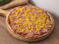 Pizza Small + 2 Gaseosas Postobón