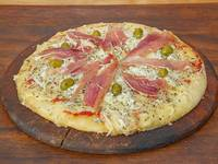 Pizza especial triple queso