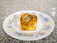 Canastita de anchoas y muzzarella