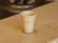 Vaso de pasta
