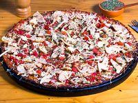 Pizza al champignon