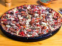 Pizza carnívoros