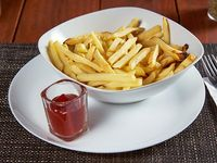 Bowl de papas fritas