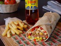 Combo Burrito Monterrey Pollo