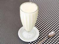 Licuado a base de leche