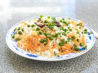 19 - Chao fan mixto vegetariano