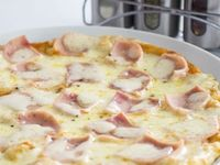 Pizza Clásica Jamón